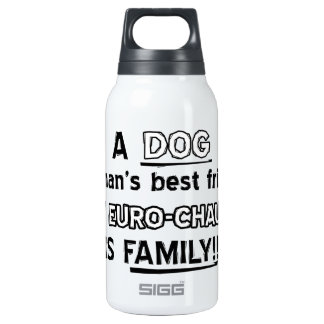 euro chausie cat design SIGG thermo 0.3L insulated bottle