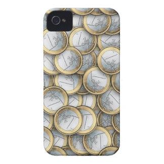 Euro Coins iPhone 4 Case