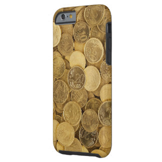 Euro Coins iPhone 6/6s, Tough Tough iPhone 6 Case