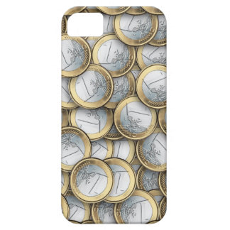 Euro Coins iPhone SE/5/5s Case