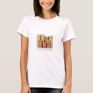 euro coins T-Shirt
