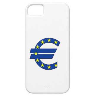 euro currency symbol money sign iPhone SE/5/5s case