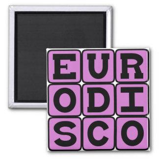 Euro Disco, Music Genre Magnet