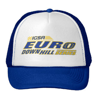 Euro Downhill Series Trucker Hat