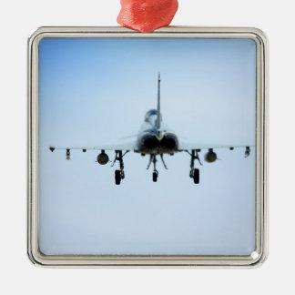 Euro Fighter heat Metal Ornament