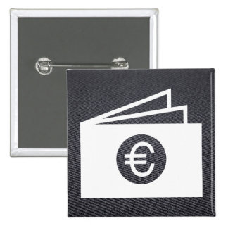 Euro Files Graphic 2 Inch Square Button