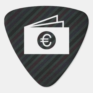 Euro Files Graphic Guitar Pick