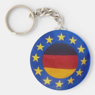 Euro Germany Keychain