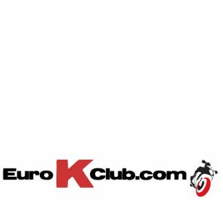 Euro K Club Key Ring Statuette