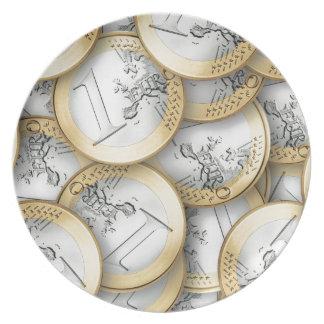 Euro Melamine Plate