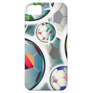Euro Soccer iPhone 5 Case