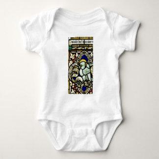 EURO STAIN GLASS BABY BODYSUIT