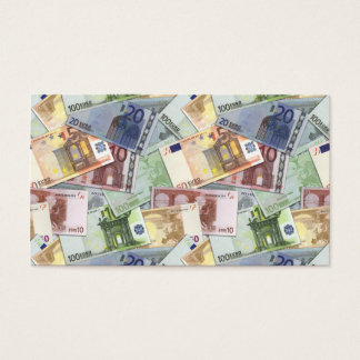 Euro Trip Business Card