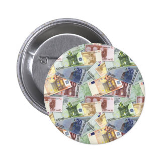 Euro Trip Pinback Buttons