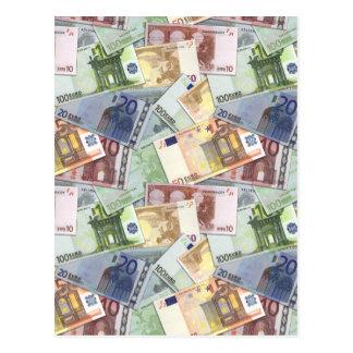 Euro Trip Postcard