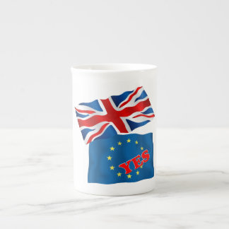 EURO  Yes Tea Cup