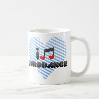 Eurodance Coffee Mug