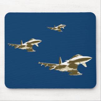 Eurofighter Tapete De Ratones