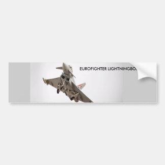 EUROFIGHTER TYPHOON BUMPER STICKERS