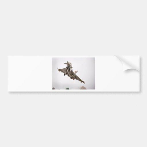 EUROFIGHTER TYPHOON BUMPER STICKER