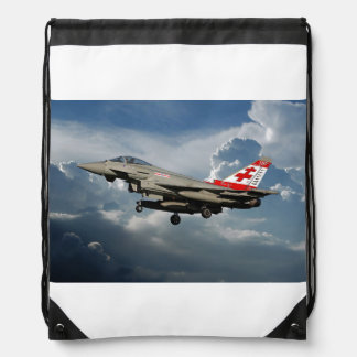 EuroFighter Typhoon Drawstring Backpack