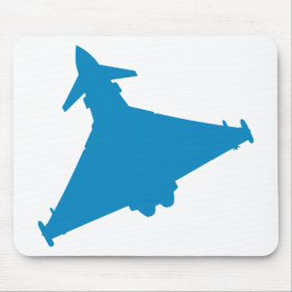 Eurofighter Typhoon Fighter Jet Mouse Pad