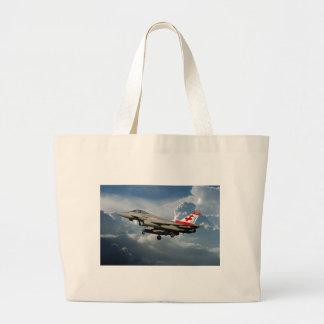 EuroFighter Typhoon Large Tote Bag