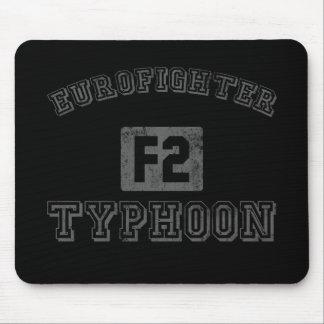Eurofighter Typhoon Mouse Pad