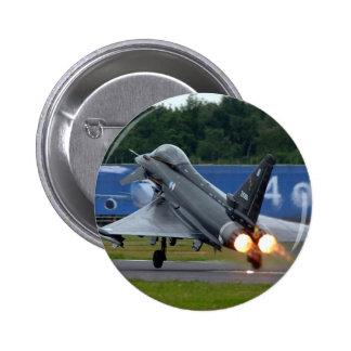 eurofighter typhoon pinback buttons