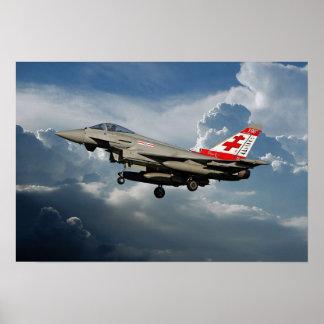 EuroFighter Typhoon Poster