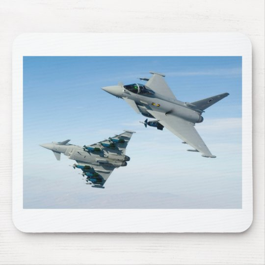 EUROFIGHTERS MOUSE PAD