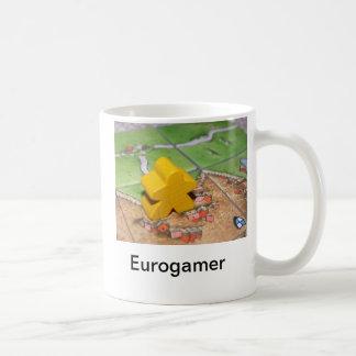 Eurogamer Meeple Mug