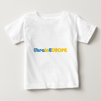 Euromaidan Pray for Ukraine Freedom Baby T-Shirt
