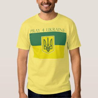 Euromaidan - Pray for Ukraine Freedom Shirt