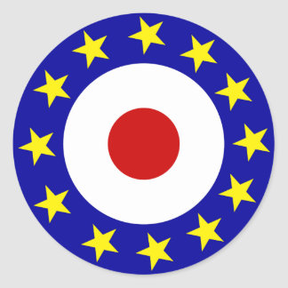 Euromod Round Sticker