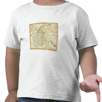 Europa 10 camisetas