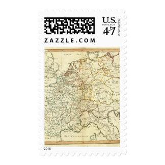 Europa 10 sello