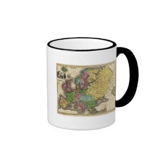Europa 12 taza de café