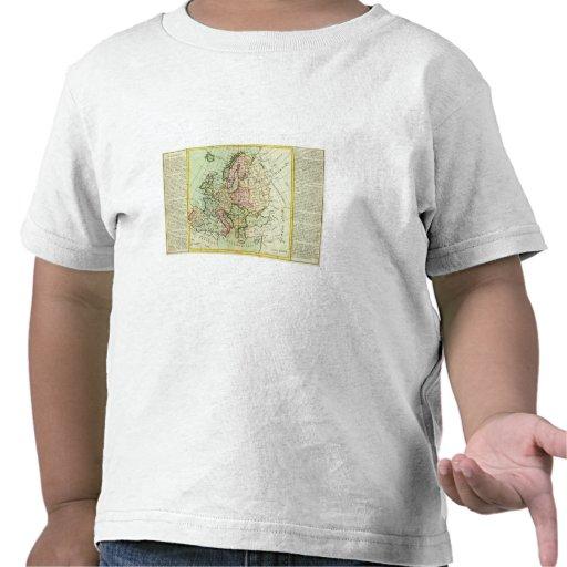 Europa 16 camiseta