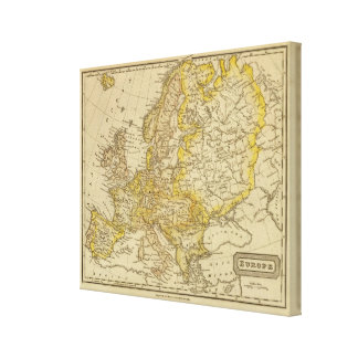 Europa 18 lona envuelta para galerias