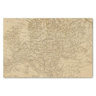 Europa 18 papel de seda pequeño