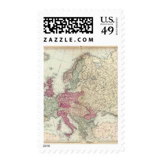 Europa 19 sellos