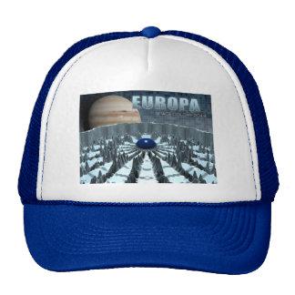 Europa 2048 mesh hat