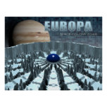 Europa 2048 posters