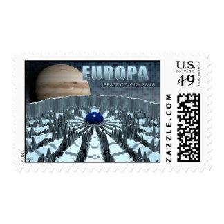 Europa 2048 sellos