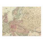 Europa 24 tarjetas postales