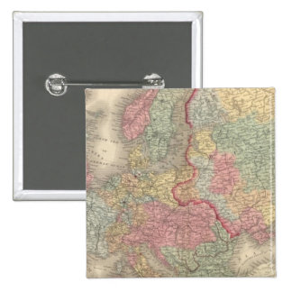 Europa 25 pin cuadrada 5 cm