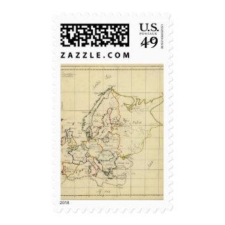 Europa 29 sello