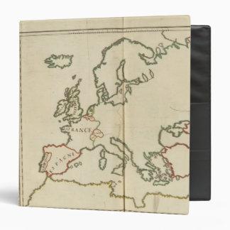 """Europa 32 carpeta 1 1/2"""""""