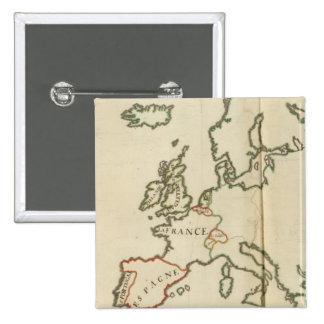 Europa 32 pin cuadrado